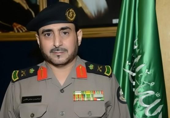 مدير شرطة منطقة حائل اللواء إبراهيم بن عواض الالمعي