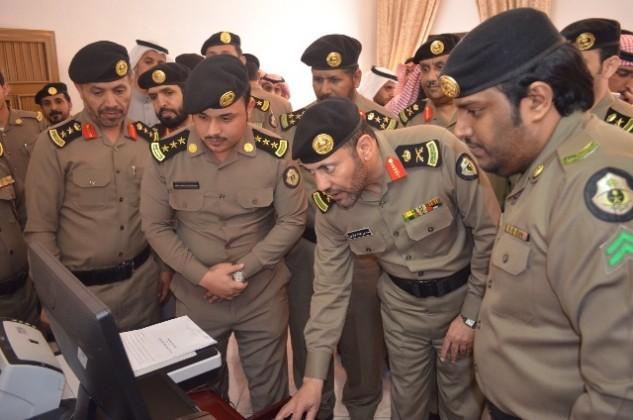 مدير شرطة منطقة عسير اللواء محمد بن عبدالله ابوقرنين