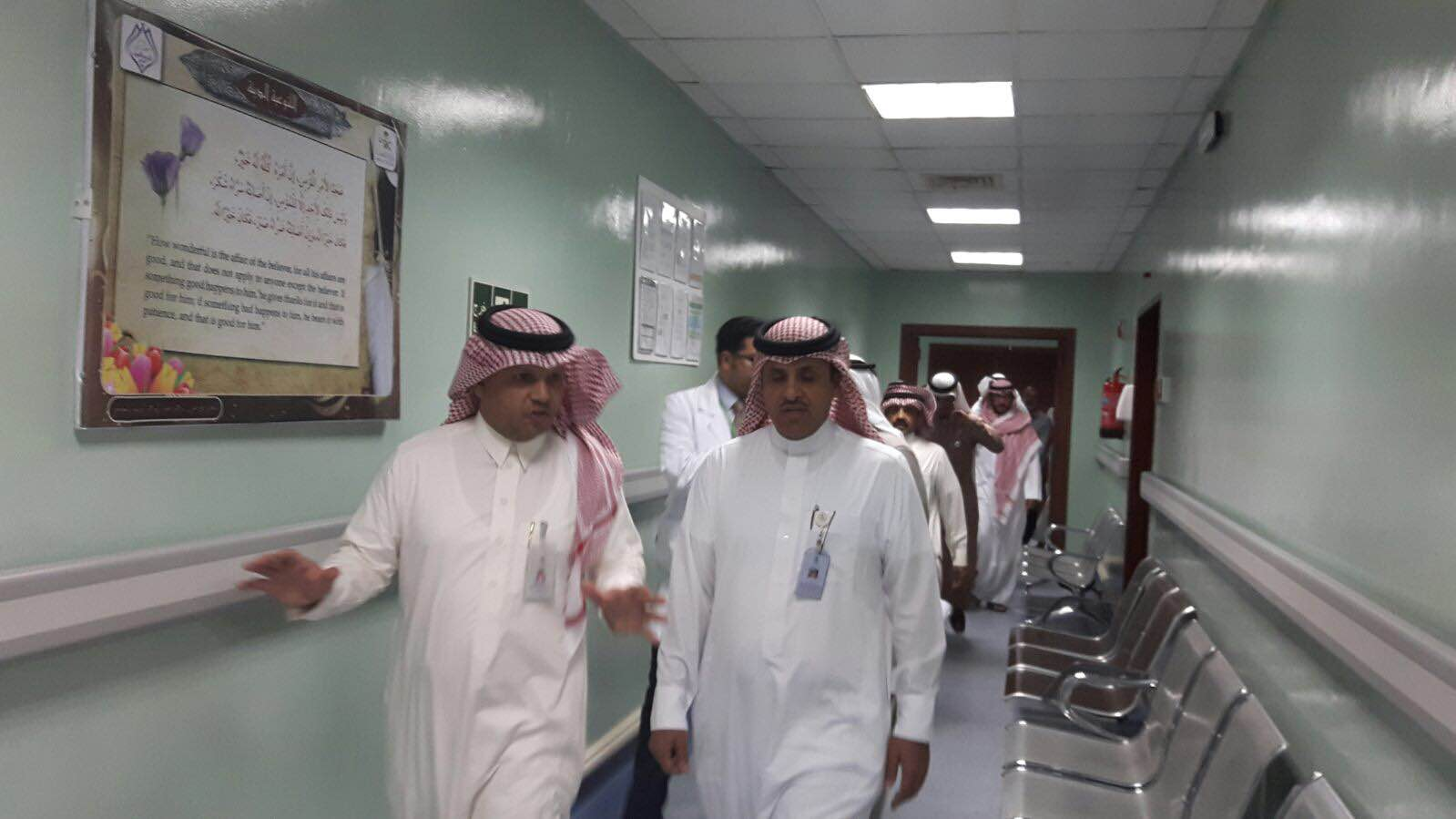مدير صحة الباحة يوجه بعدة توجيهات بالقطاع التهامي (2)