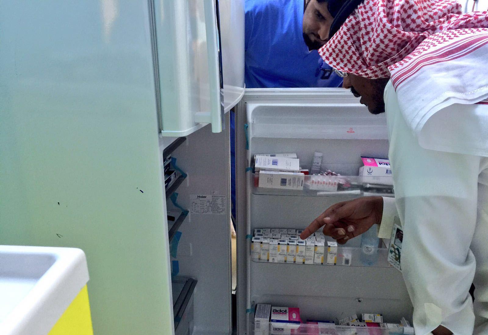 مدير صحة جازان يتفقد المشاريع الصحية بالعارضة (5)
