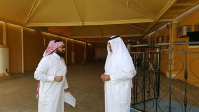 مدير عام التعليم في منطقة عسير جلوي آل كركمان يقوم بزيارة  عدد من المدارس 6