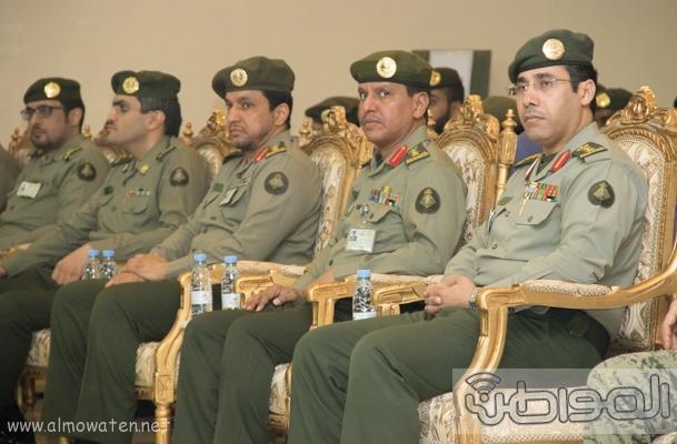 مدير عام الجوازات يرعى حفل تخريج دبلوم الجوازات للضباط  (157290839) 