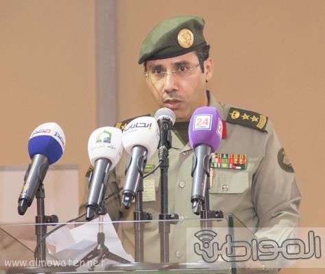 مدير عام الجوازات يرعى حفل تخريج دبلوم الجوازات للضباط  (157290843) 