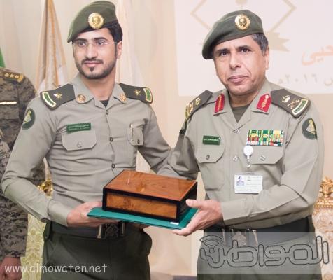 مدير عام الجوازات يرعى حفل تخريج دبلوم الجوازات للضباط  (157290845) 