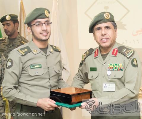 مدير عام الجوازات يرعى حفل تخريج دبلوم الجوازات للضباط  (157290846) 
