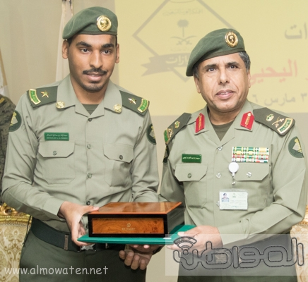 مدير عام الجوازات يرعى حفل تخريج دبلوم الجوازات للضباط  (157290848) 