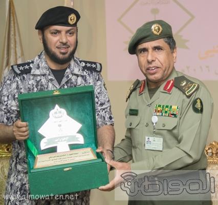 مدير عام الجوازات يرعى حفل تخريج دبلوم الجوازات للضباط  (157290850) 