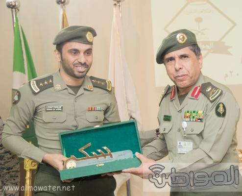 مدير عام الجوازات يرعى حفل تخريج دبلوم الجوازات للضباط  (157290852) 