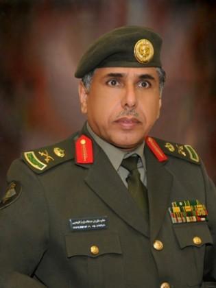 مدير عام الجوازات اللواء سليمان بن عبدالعزيز اليحيى