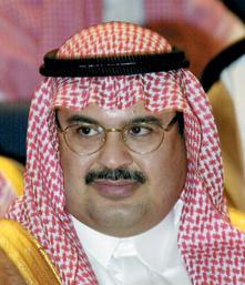 مدير عام الخطوط الجوية العربية السعودية المهندس خالد بن عبدالله الملحم