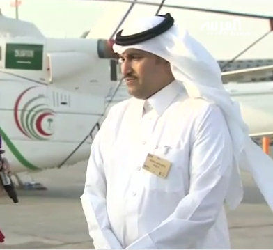 مدير عام الخطوط الجوية العربية السعودية المهندس صالح بن ناصر الجاسر