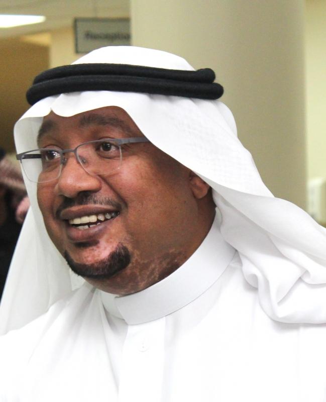 مدير عام الشؤون الصحية بمنطقة الجوف- حسين بن الراوي الرويلي