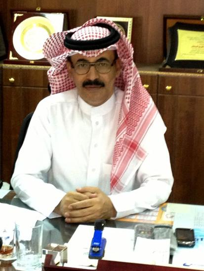 مدير عام الشئون الاجتماعية بحائل بالنيابة الاستاذ خالد عيد النويصر