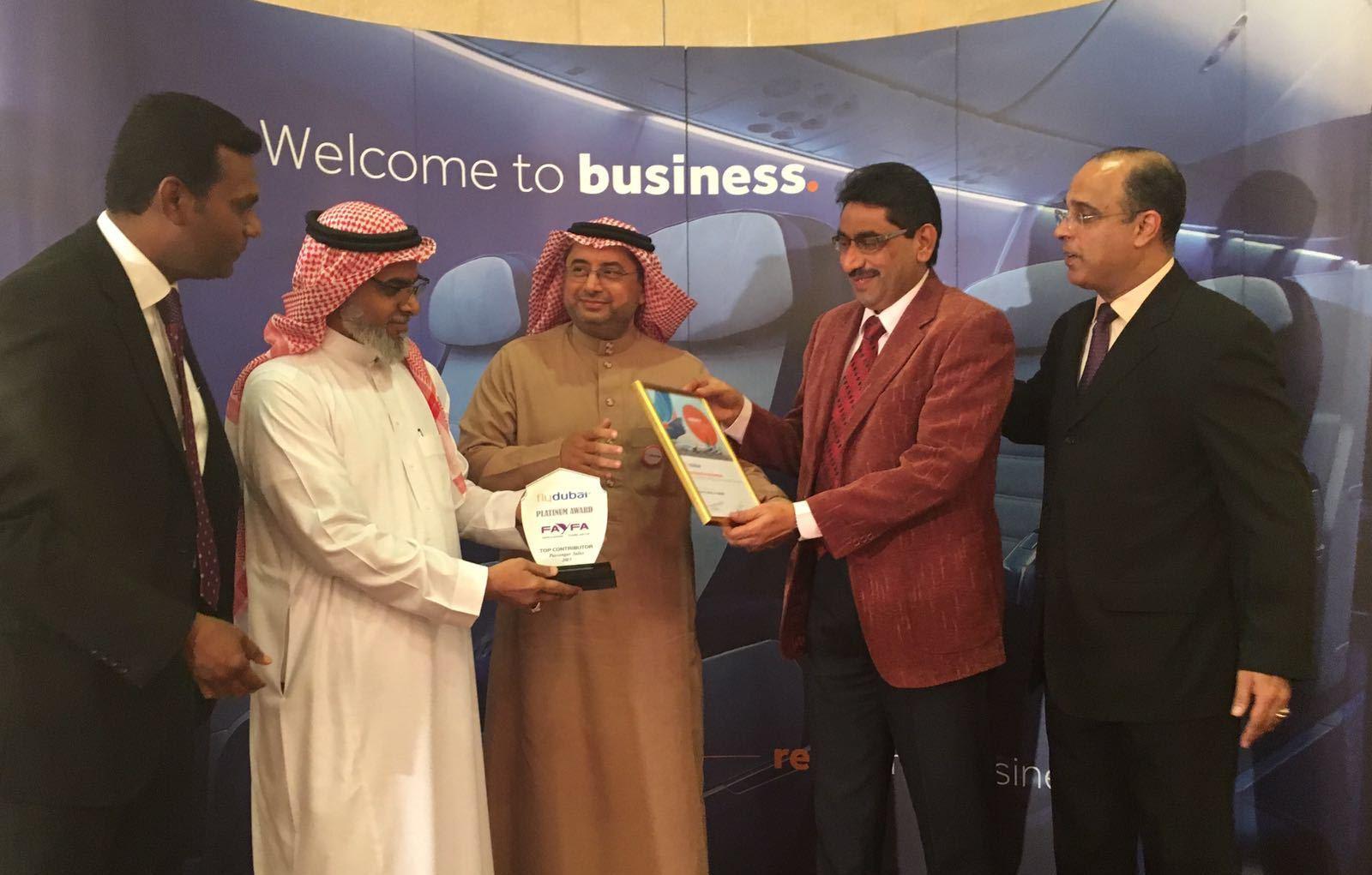 مدير عام المطارات الجنوبية يرعى حفل فلاي دبي بخميس مشيط (2)