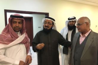 مدير عام فرع وزارة العمل والتنمية الاجتماعية بمنطة الرياض المهندس طارق الزهراني4