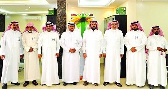 مدير عمل الرياض يرصد ملاحظات بالزلفي (1)