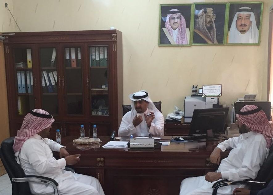 مدير عمل الرياض يرصد ملاحظات بالزلفي (2)