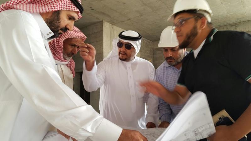 مدير عمل الرياض يرصد ملاحظات بالزلفي (3)