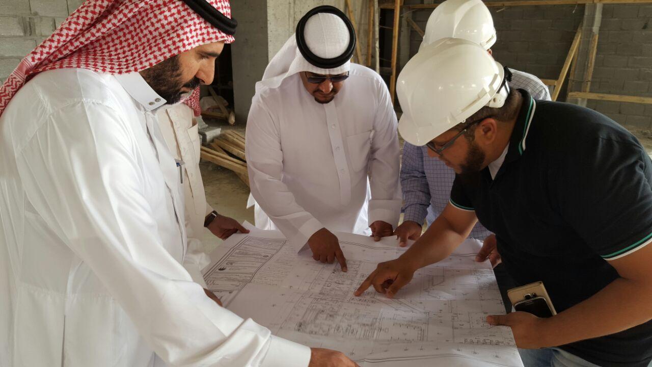 مدير عمل الرياض يرصد ملاحظات بالزلفي (4)