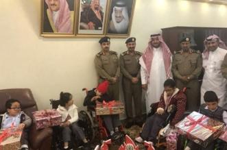 لفتة إنسانية.. مدير مدني الباحة يستقبل وفد جمعية الأطفال المعوقين - المواطن