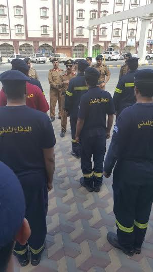 مدير مدني #عسير يقف على جاهزية إدارات #تنومة و #النماص3
