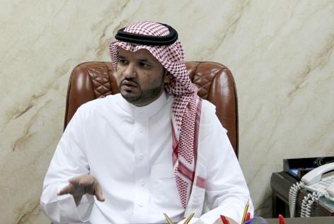 مدير مستشفى الملك عبدالعزيز التخصصي بالطائف - الدكتور خالد بن وصل الله الثمالي