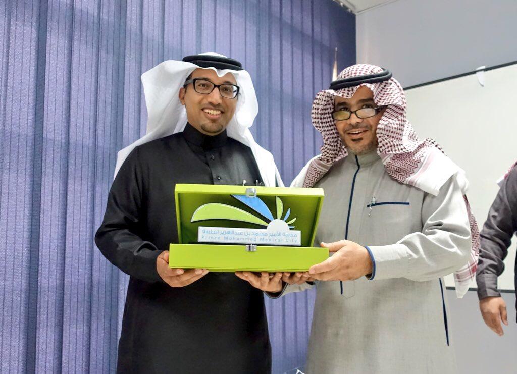 مدينة الامير محمد الطبية تبحث اليات التدريب والابتعاث مع جامعة الجوف (4)