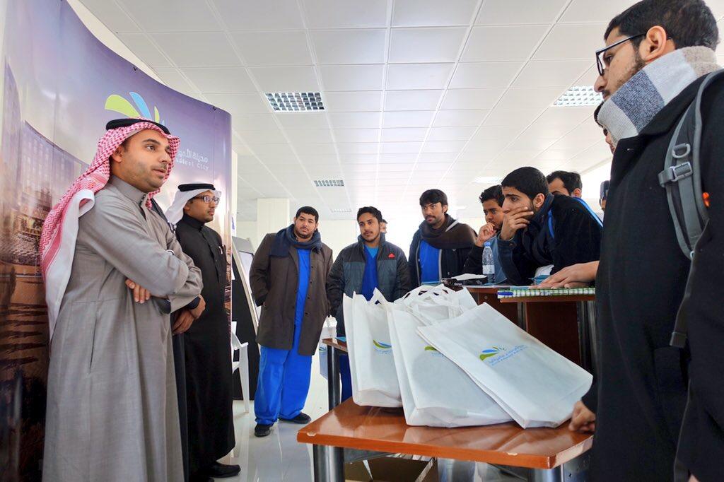مدينة الامير محمد الطبية تبحث اليات التدريب والابتعاث مع جامعة الجوف (8)