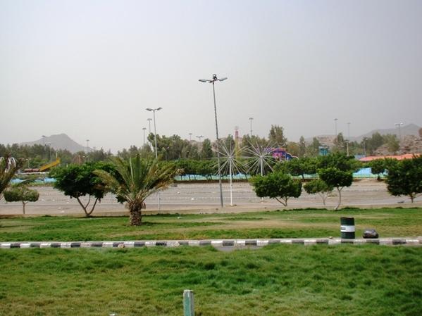 مدينة الماك فهد بالطائف حديقة منتزه