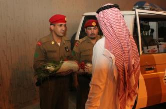 مدينة الملك سعود الطبية تطلق حملة مُعايدة لرجال الأمن - المواطن