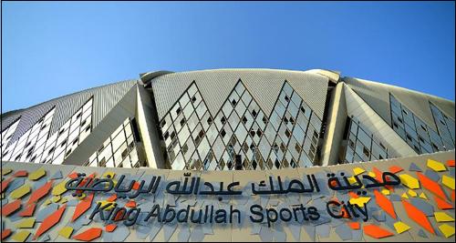 مدينة الملك عبدالله الرياضية في محافظة جدة - جوهرة جدة