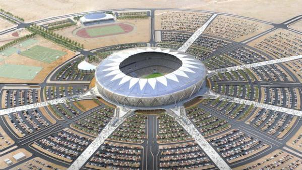 مدينة الملك عبدالله الرياضي