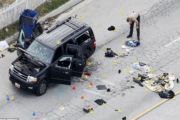 مذبحة كاليفورنيا