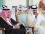 مراسم استقبال الملك في قطر3