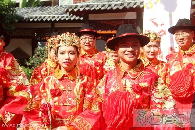 مراسم-الزواج-بالصين (15)
