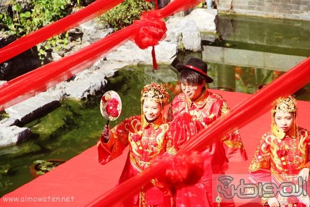 مراسم-الزواج-بالصين (2)