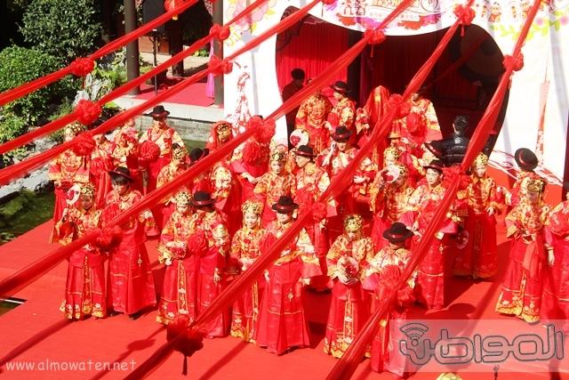 مراسم-الزواج-بالصين (4)