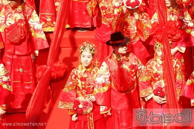 مراسم-الزواج-بالصين (5)