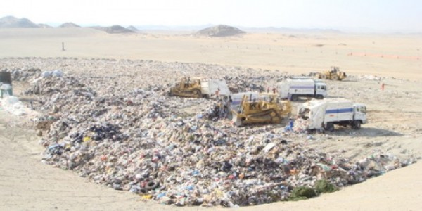 مردم النفايات