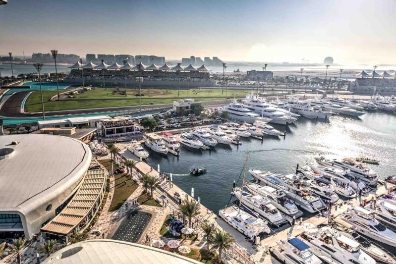 مهرجان ياس مارينا للقوارب 2017 ينطلق الجمعة