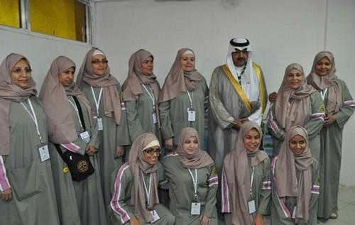 مرشدات سعوديات