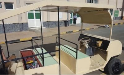 مركبة تعمل بالطاقة الشمسية4