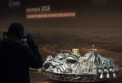 مركبة فضاء المريخ