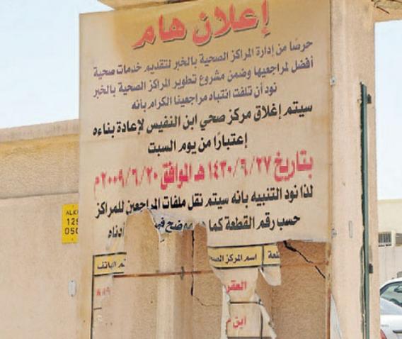مركز أبن النفيس الصحي