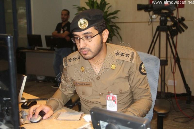 مركز القيادة والسيطرة بمبنى الأمن العام (15)