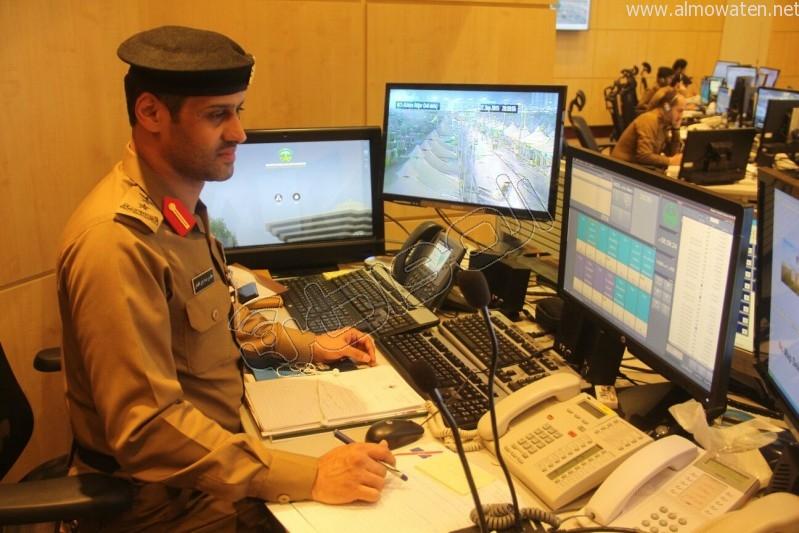 مركز القيادة والسيطرة بمبنى الأمن العام (19)