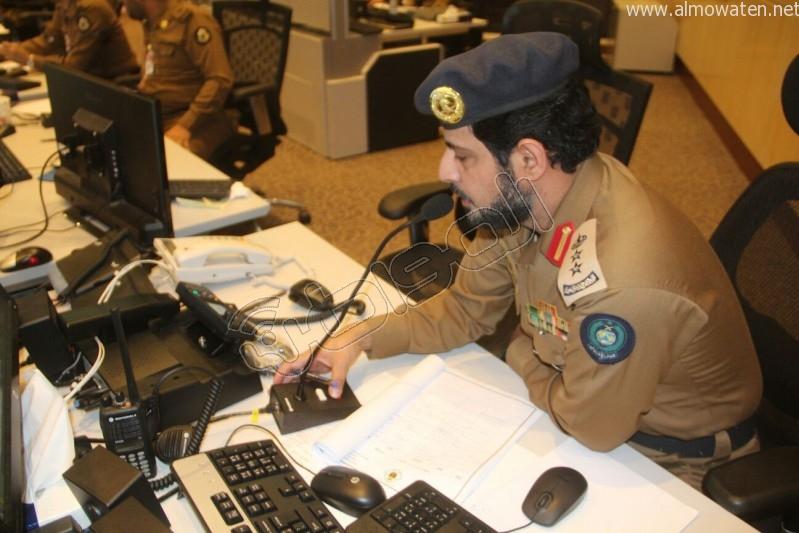 مركز القيادة والسيطرة بمبنى الأمن العام (20)