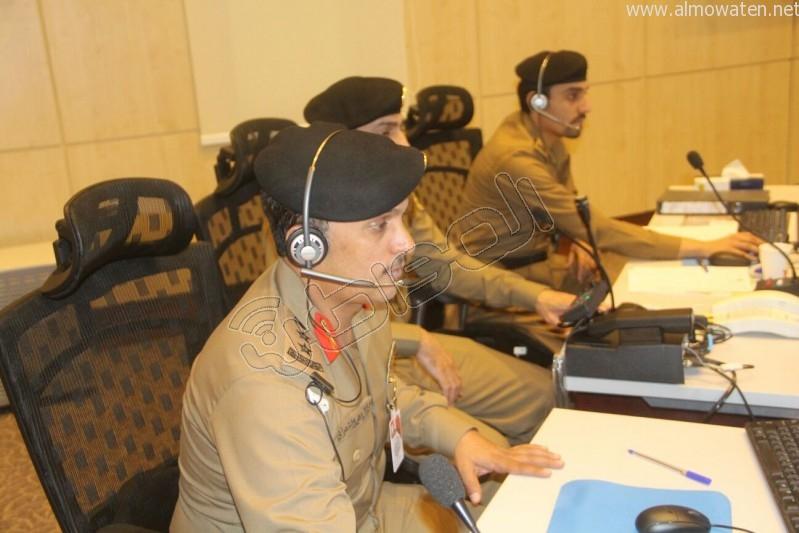 مركز القيادة والسيطرة بمبنى الأمن العام (27)