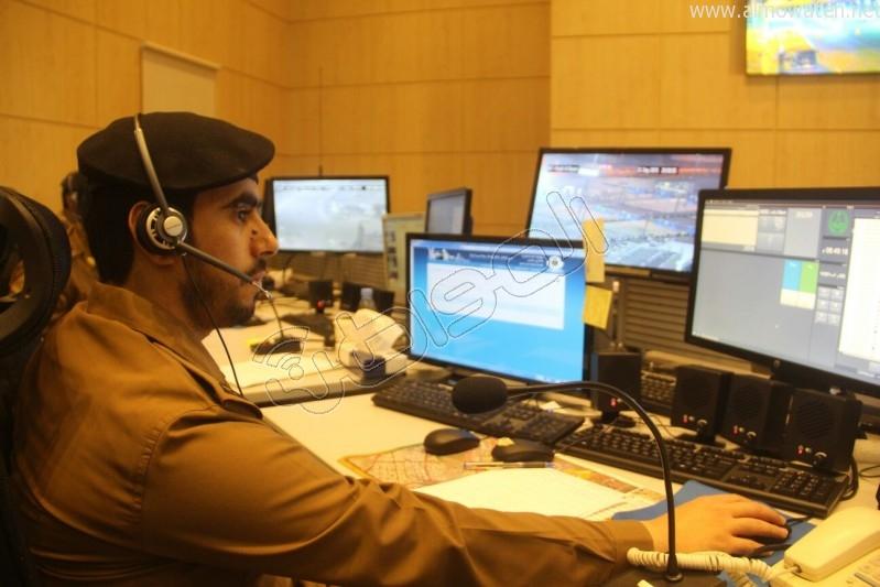 مركز القيادة والسيطرة بمبنى الأمن العام (30)