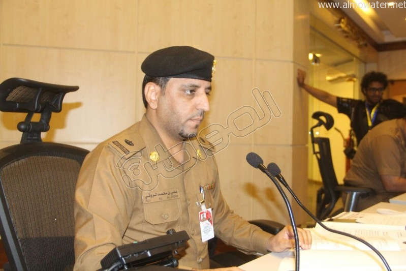 مركز القيادة والسيطرة بمبنى الأمن العام (4)